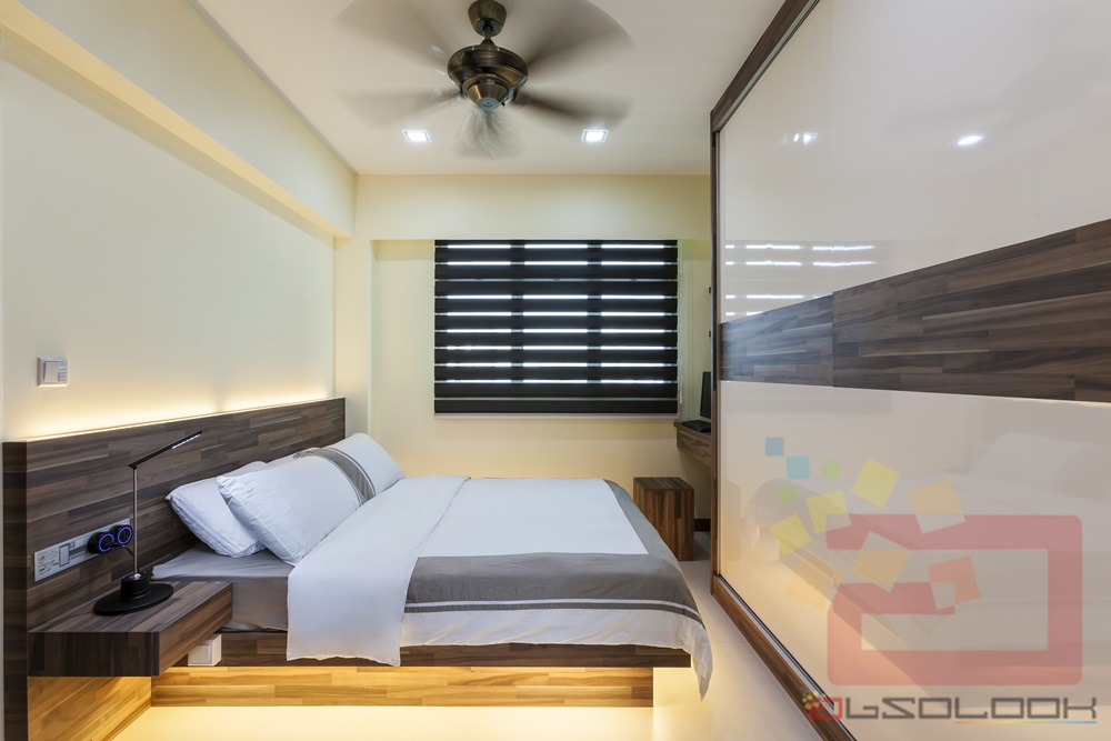 453a fernvale road for Small master bedroom design singapore